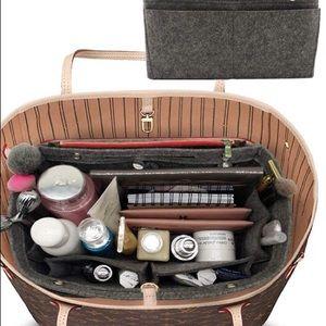Handbags - Purse tote Large Insert Protector Organizer MM bag